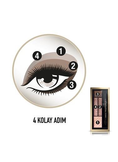 Smokey Eye Drama Kit 4'Lü Far Paleti  01 Opulent Nudes-Max Factor